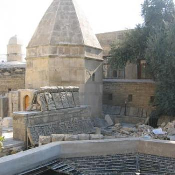 the Shirvanshah's Palace