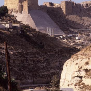 jordanian castle