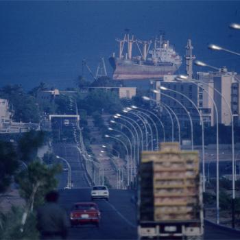 Jordan port city