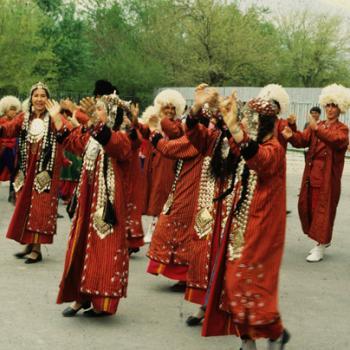 Turkmen Dance