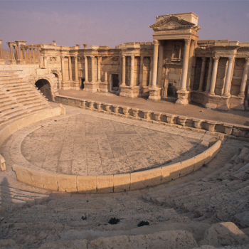 Syrian Amphitheater