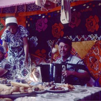 Yurt Kazakhstan
