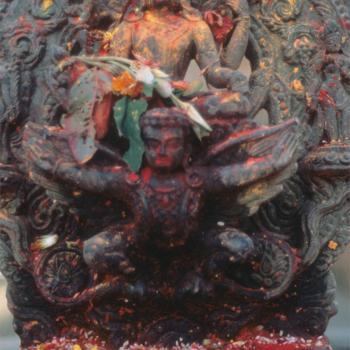 Nepali sacred monument