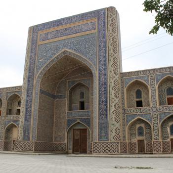 Abdullah Khan Madrasa