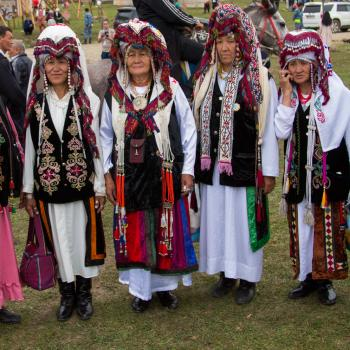 Traditional clothing, World Nomad Games © UNESCO