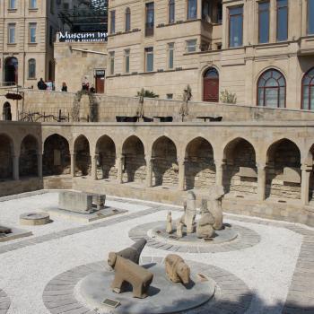 The Shirvanshah's Palace, walled City of Baku